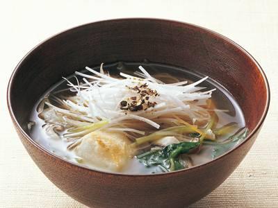沢煮椀(わん) レシピ 田村 隆さん|【みんなのきょうの料理】おいしいレシピや献立を探そう