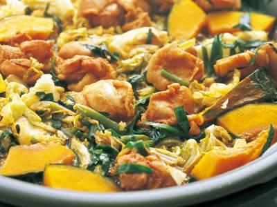 鶏肉とたっぷり野菜の一気焼き レシピ 堀江 ひろ子さん|【みんなのきょうの料理】おいしいレシピや献立を探そう