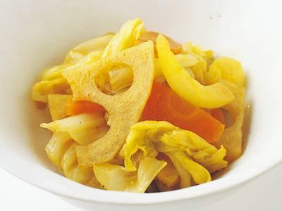 いろいろ野菜のカレーピクルス レシピ 本多 京子さん|【みんなのきょうの料理】おいしいレシピや献立を探そう