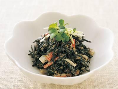 ひじきのごまマヨサラダ レシピ 本多 京子さん|【みんなのきょうの料理】おいしいレシピや献立を探そう
