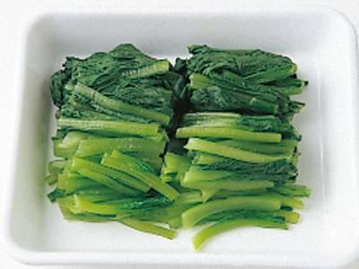 茹で 方 小松菜