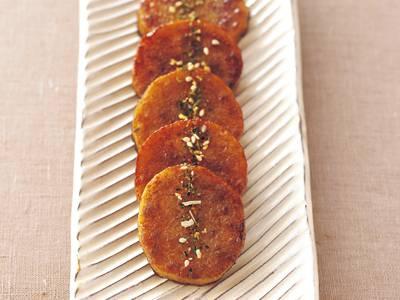 長芋のしょうゆ焼き レシピ 村田 吉弘さん 【みんなのきょうの料理】おいしいレシピや献立を探そう