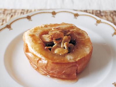 ドイツ風焼きりんご レシピ 門倉 多仁亜さん 【みんなのきょうの料理】おいしいレシピや献立を探そう