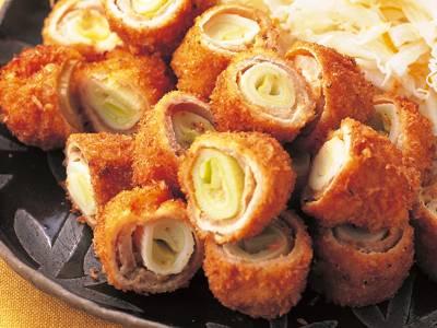 ねぎ豚カツ レシピ ほりえ さわこさん|【みんなのきょうの料理】おいしいレシピや献立を探そう