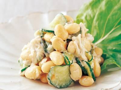 大豆サラダ レシピ 大原 千鶴さん|【みんなのきょうの料理】おいしいレシピや献立を探そう
