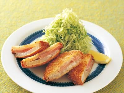 たまねぎハムカツ レシピ 舘野 鏡子さん|【みんなのきょうの料理】おいしいレシピや献立を探そう