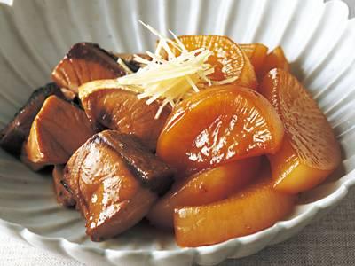 NHKきょうの料理「豚大根」のレシピby渡辺 あき …