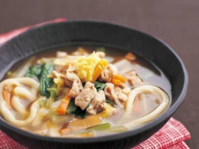 しょうが白菜うどん レシピ 牧野 直子さん|【みんなのきょうの料理】おいしいレシピや献立を探そう