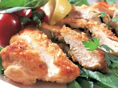 鶏肉のパン粉焼き レシピ 平山 由香さん|【みんなのきょうの料理】おいしいレシピや献立を探そう