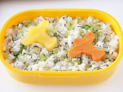 飛行機の青菜ご飯.html