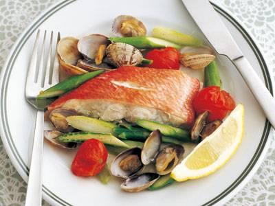 白身魚とあさりのレンジ蒸し レシピ 牧野 直子さん|【みんなのきょうの料理】おいしいレシピや献立を探そう