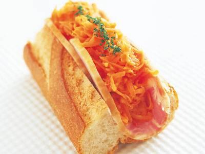 キャロットラペサンド レシピ 藤野 賢治さん 【みんなのきょうの料理】おいしいレシピや献立を探そう