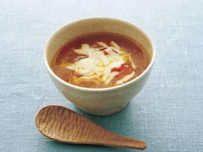 トマトスープ レシピ 飯塚 宏子さん|【みんなのきょうの料理】おいしいレシピや献立を探そう