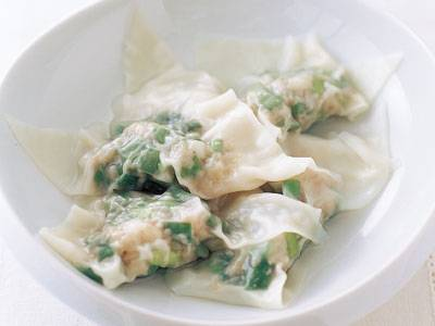 えびとれんこんの水ギョーザ レシピ 平山 由香さん|【みんなのきょうの料理】おいしいレシピや献立を探そう