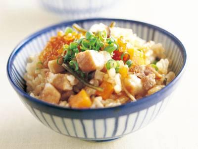 豚肉と昆布の炊き込みご飯 レシピ 尾身 奈美枝さん|【みんなのきょうの料理】おいしいレシピや献立を探そう