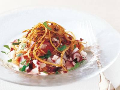 たこと梅干しの冷製パスタ レシピ 北見 博幸 さん|【みんなのきょうの料理】おいしいレシピや献立を探そう