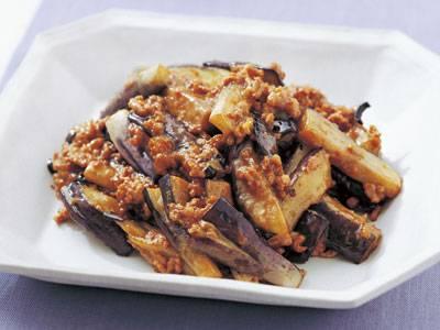 なすとひき肉の激辛炒め レシピ 門間 和子さん|【みんなのきょうの料理】おいしいレシピや献立を探そう