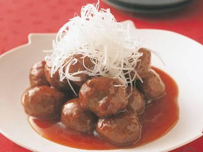 肉だんごのケチャップあん レシピ 脇 雅世さん 【みんなのきょうの料理】おいしいレシピや献立を探そう