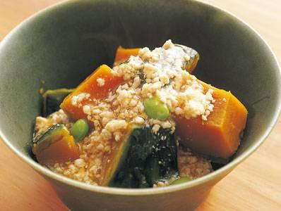 かぼちゃのそぼろ煮 レシピ 藤野 嘉子さん 【みんなのきょうの料理】おいしいレシピや献立を探そう