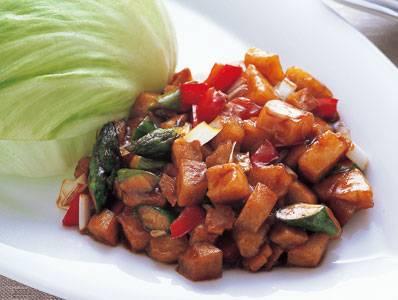 里芋の甘辛炒(いた)め レシピ 中川 優さん|【みんなのきょうの料理】おいしいレシピや献立を探そう