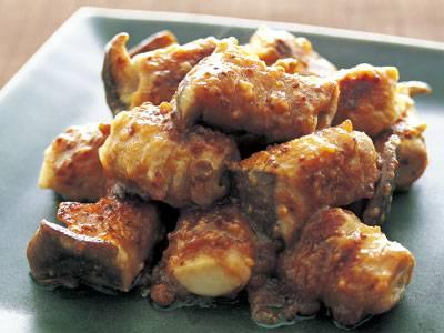 エリンギの肉巻き レシピ 河野 雅子さん|【みんなのきょうの料理】おいしいレシピや献立を探そう