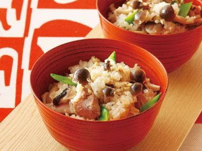 まるで炊き込みきのこご飯 レシピ 平野 レミさん 【みんなのきょうの料理】おいしいレシピや献立を探そう