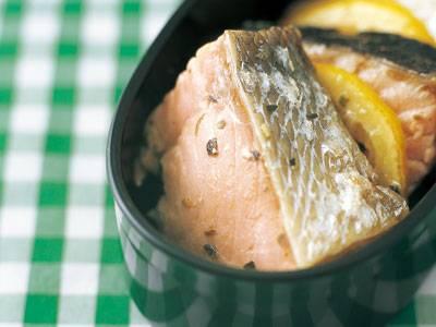 さけのハーブマリネ焼き レシピ 村田 裕子さん 【みんなのきょうの料理】おいしいレシピや献立を探そう