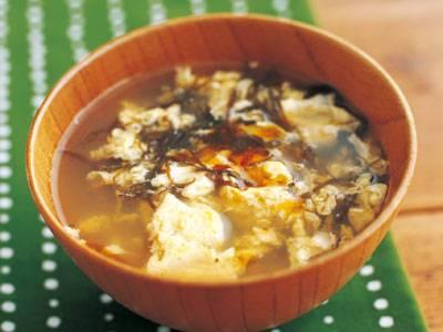 もずくのかきたま汁 レシピ 牧野 直子さん 【みんなのきょうの料理】おいしいレシピや献立を探そう