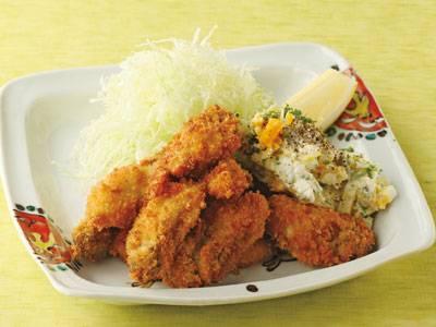 みんなのきょうの料理 土井 善晴さんの[かきフライ]レシピ|使える料理レシピ集 みんなのきょう.