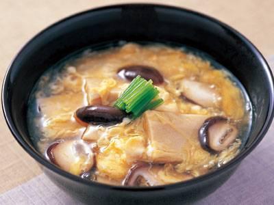 高野豆腐のかきたま汁 レシピ 高橋 拓児さん 【みんなのきょうの料理】おいしいレシピや献立を探そう