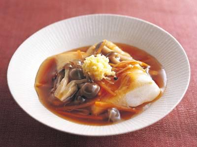焼きもちのしょうがあんかけ レシピ 高城 順子さん|【みんなのきょうの料理】おいしいレシピや献立を探そう