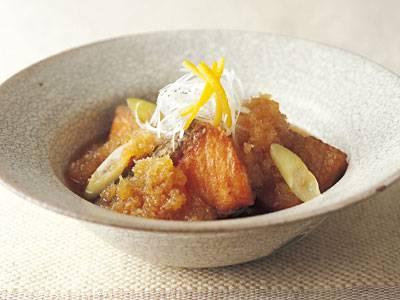 さけのおろし煮 レシピ 渡辺 あきこさん|【みんなのきょうの料理】おいしいレシピや献立を探そう