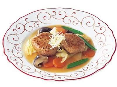 ひき肉だんごとキャベツの柔らか煮 レシピ 大原 照子さん 【みんなのきょうの料理】おいしいレシピや献立を探そう