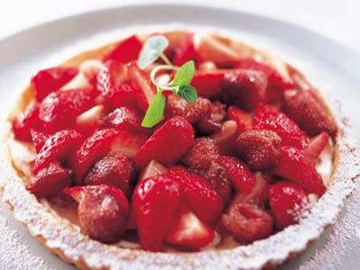 いちごのタルト レシピ 大森 由紀子さん|【みんなのきょうの料理】おいしいレシピや献立を探そう