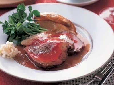ローストビーフ レシピ 斉藤 元志郎さん|【みんなのきょうの料理】おいしいレシピや献立を探そう