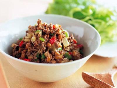 ひき肉と納豆炒め レシピ 斎 風瑞さん|【みんなのきょうの料理】おいしいレシピや献立を探そう
