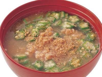 オクラ納豆汁 レシピ 栗原 はるみさん|【みんなのきょうの料理】おいしいレシピや献立を探そう