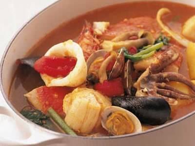 魚介のスープ カレー風味 レシピ 長尾 和子さん|【みんなのきょうの料理】おいしいレシピや献立を探そう
