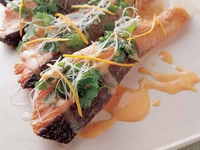 秋鮭の柚子風味 レシピ 原田 充郎さん 【みんなのきょうの料理】おいしいレシピや献立を探そう
