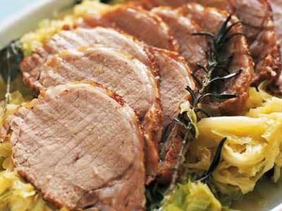 キャベツと豚ロース肉の蒸し煮 レシピ 井上 絵美さん|【みんなのきょうの料理】おいしいレシピや献立を探そう