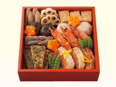 おせち料理の重箱への詰め方~3段、5段、2段、タ …