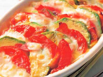 アボカド・アッチッチーズ レシピ 平野 レミさん|【みんなのきょうの料理】おいしいレシピや献立を探そう
