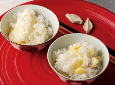 新にんにくご飯 レシピ 土井 善晴さん|【みんなのきょうの料理】おいしいレシピや献立を探そう