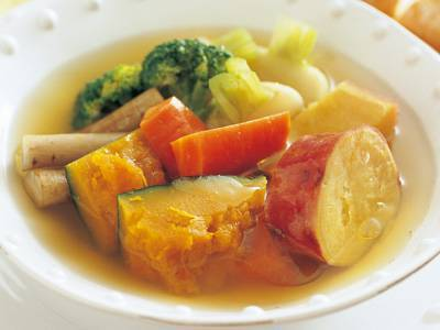これぞっ野菜スープ