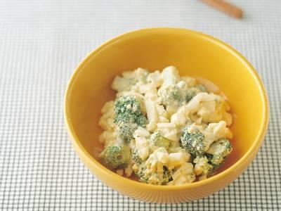 ゆで卵とブロッコリのサラダ レシピ 高城 順子さん|【みんなのきょうの料理】おいしいレシピや献立を探そう