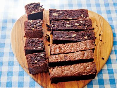 チョコブラウニー レシピ 栗原 はるみさん|【みんなのきょうの料理】おいしいレシピや献立を探そう