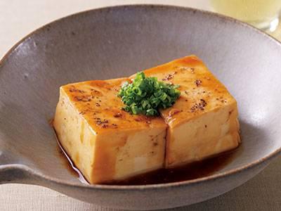豆腐のオイスターソース煮 レシピ パン・ウェイさん|【みんなのきょうの料理】おいしいレシピや献立を探そう