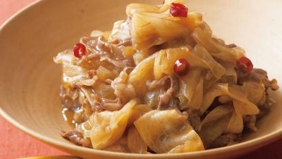 【今日の料理】【今日の料理】大根と牛肉の甘辛煮