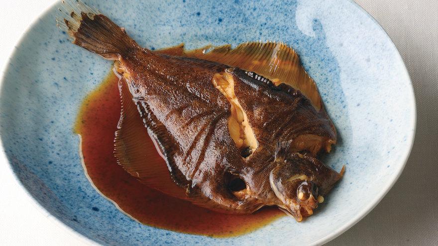 かれいの煮つけ レシピ 土井 善晴さん|【みんなのきょうの料理】おいしいレシピや献立を探そう