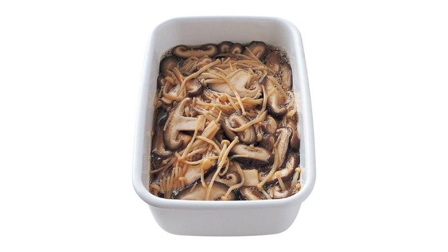 きのこのうま煮(おすすめストック) レシピ マロンさん|【みんなのきょうの料理】おいしいレシピや献立を探そう